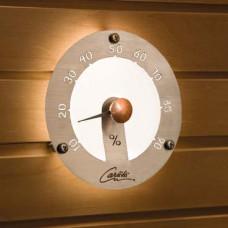 Гигрометр для сауны Cariitti с подсветкой