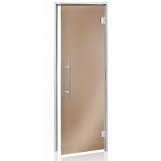 Двери для парной ANDRES Premium 800x2000 (bronze)