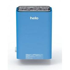 Электрокаменка для сауны и бани Helo VIENNA 60 STS голубая/серая 6 кВт