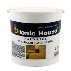Пропитка для сауны Bionic House 0.8л