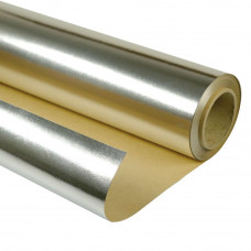 Алюминиевая бумага для сауны и бани