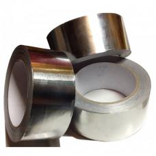 Алюминиевый скотч для бани и сауны