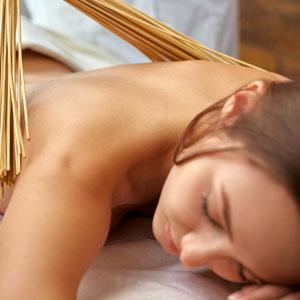 Как проводить массаж бамбуковым веником?