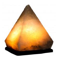 Светильник из гималайской соли Пирамида