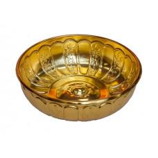 Таз для турецкой бани (Золото)