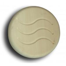 Вентиляционная заглушка для сауны 100 мм Tesli